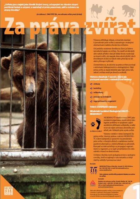 Za práva zvířat