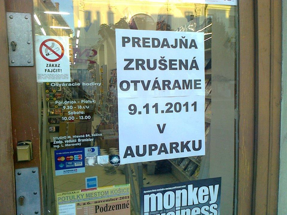 Aupark na Slovensku válcuje referenda i zákony a chystá se do Brna