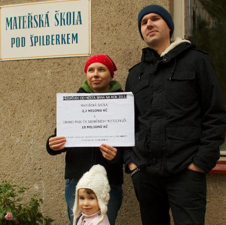 Brno je město sportovců a rodin, ne však žen. Ukázala analýza rozpočtu.
