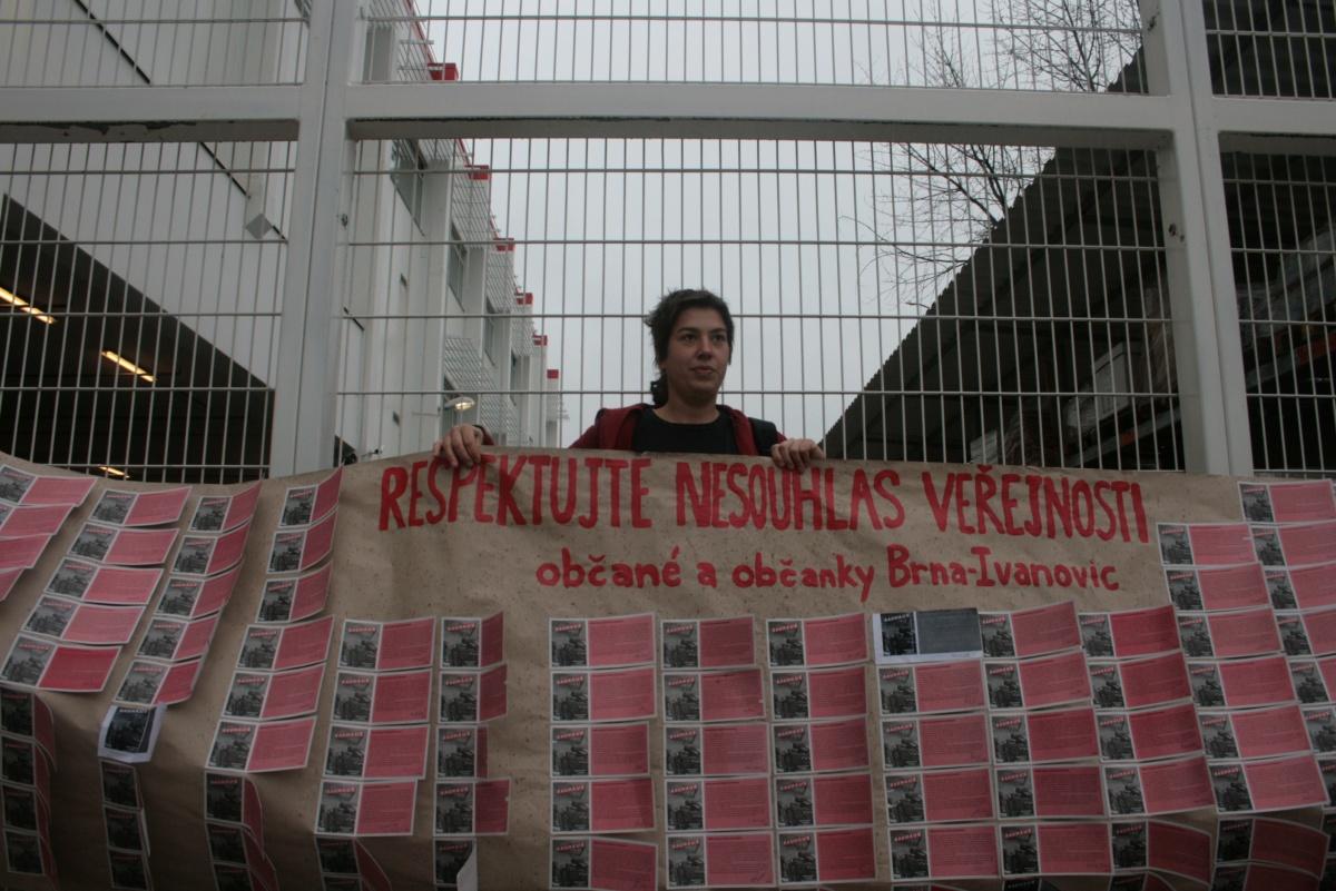 V Ivanovicích proběhne veřejná beseda o stavebních záměrech