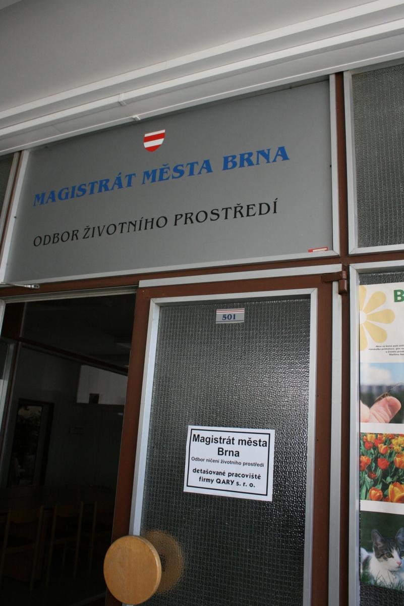 Brněnský magistrát opět porušil zákon