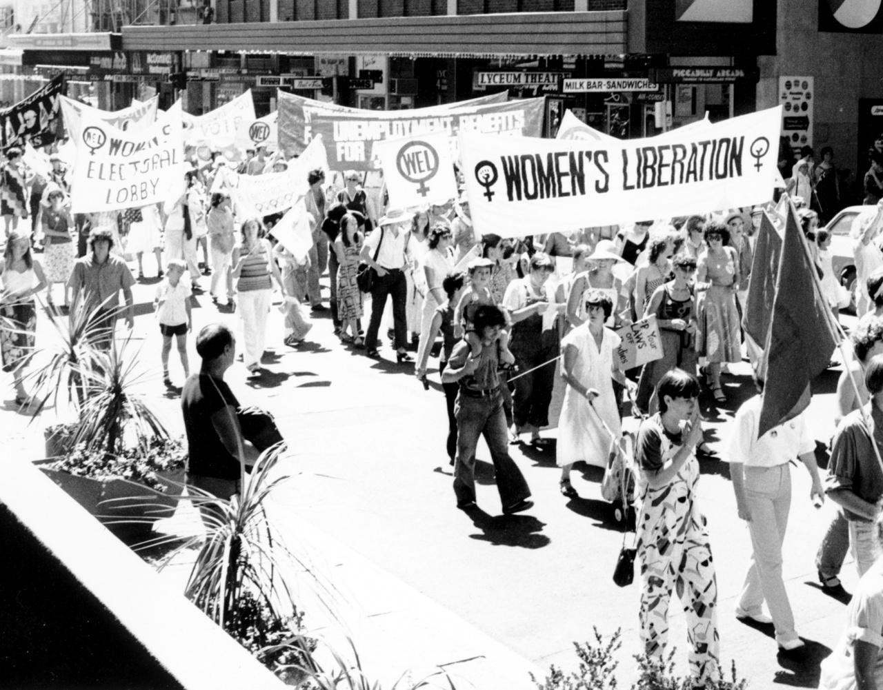 Mezinárodní den žen – oslava minulých, současných a budoucích bojů za práva žen