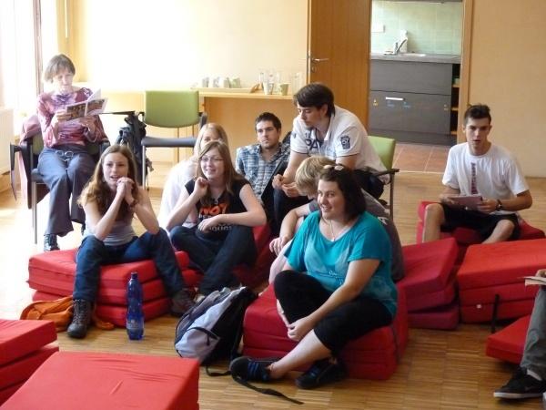 Víkendová škola mladých novinářů a novinářek