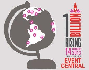 Na Valentýna tančí celý svět proti násilí na ženách