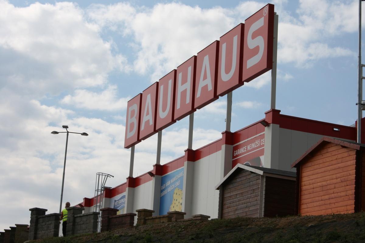 Průzkum odhalil podvod Bauhausu v Ivanovicích