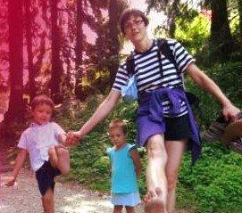 Setkání veganských rodičů: Zdravé chození