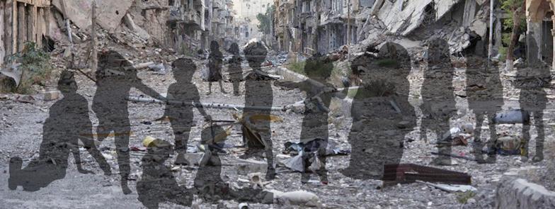 Demonstrace za přijetí syrských uprchlíků