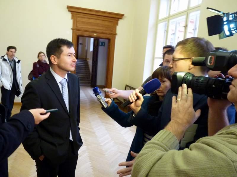 Soudní jednání k Aktualizaci územního plánu bylo odročeno na 23. ledna