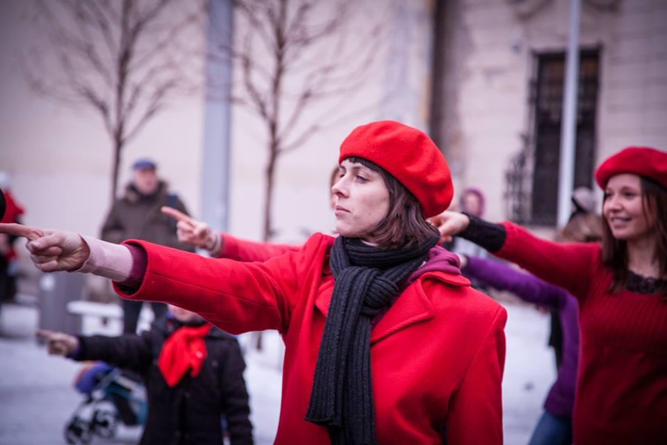Valentýn ve znamení tance proti násilí na ženách a promítání Miss Representation