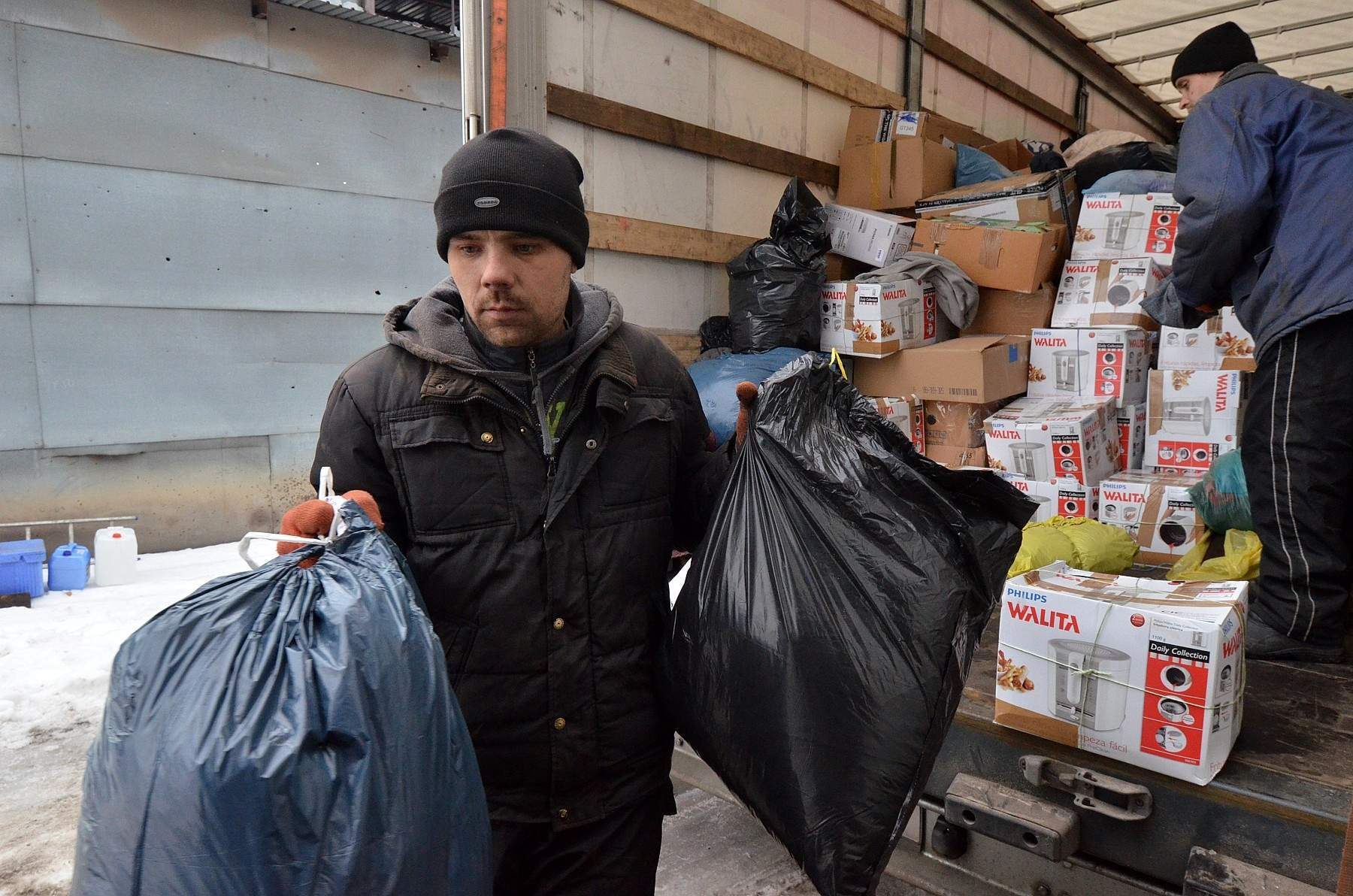 Do pátku mohou obyvatelé Brna pomoci lidem v Ukrajině