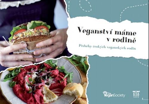 Nový infomateriál: Veganství máme v rodině
