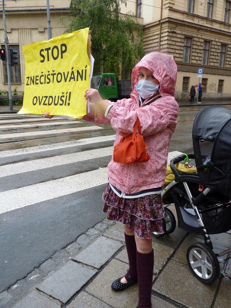 O třetím adventním víkendu Brno překročilo limit znečištění ovzduší