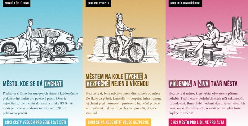 Brno pro lidi: Ovlivněte budoucnost brněnské dopravy!