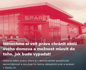 Tisíce lidí a desítky spolků z celé ČR žádají senátory: Vraťte lidem práva chránit své okolí!
