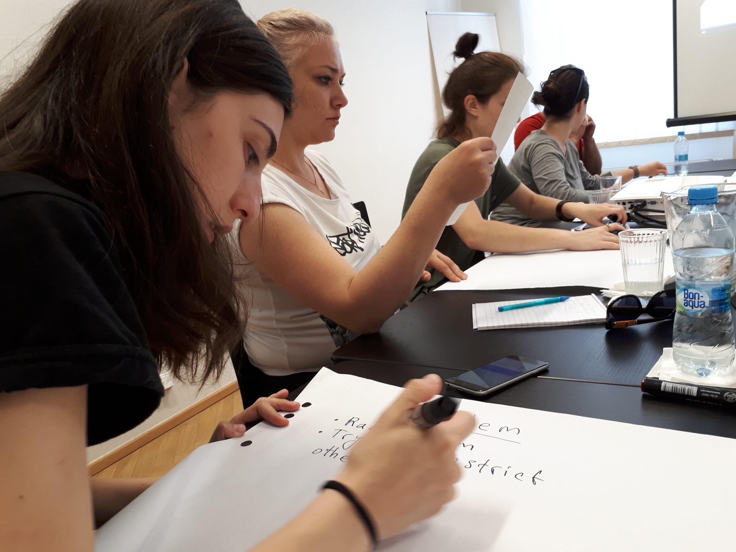 Začíná Letní škola občanské aktivity v Očamčiře