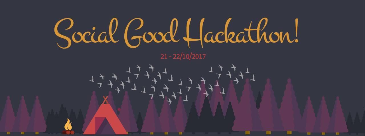 Social Good Hackathon: kde programování dává smysl