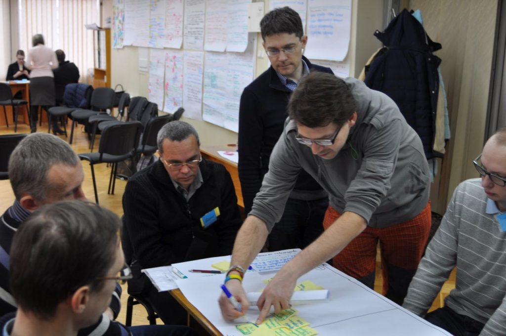 NESEHNUTÍ již pátým rokem pomáhá měnit odlehlé regiony Ukrajiny k lepšímu