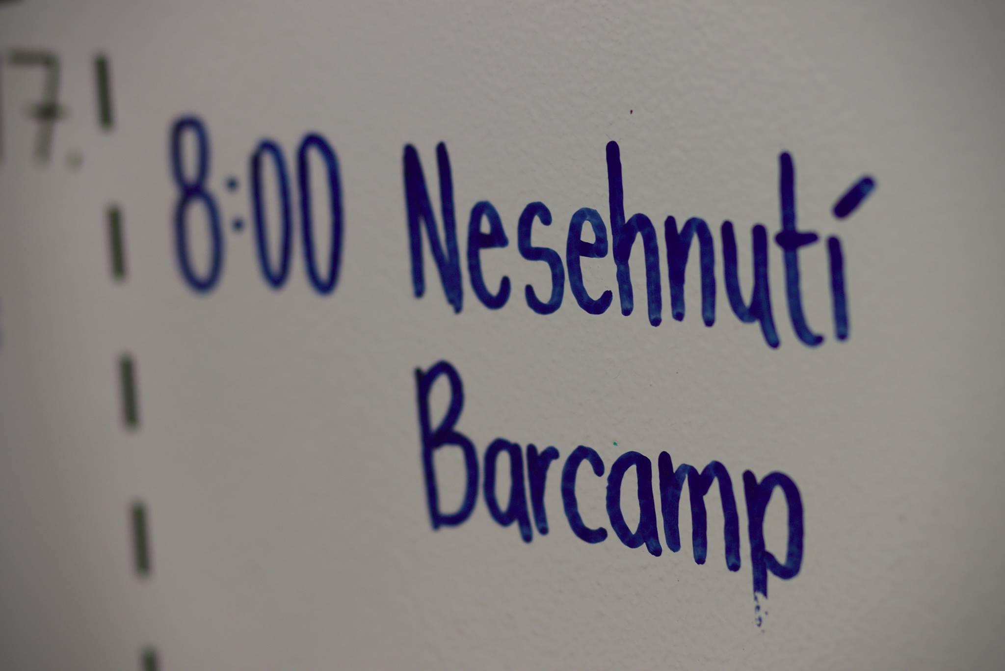 V Brně proběhl BarCamp NESEHNUTÍ aneb Změna začala spolu!