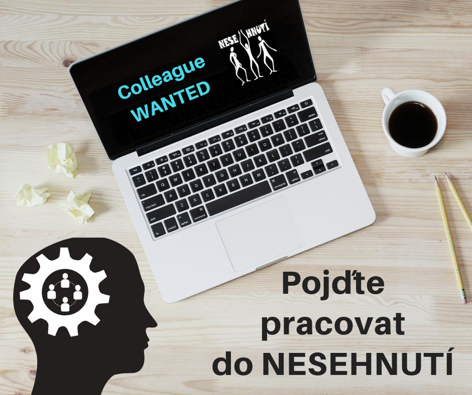 Pracovní nabídka NESEHNUTÍ: Technik*čka a správce*kyně kancelářského zázemí organizace