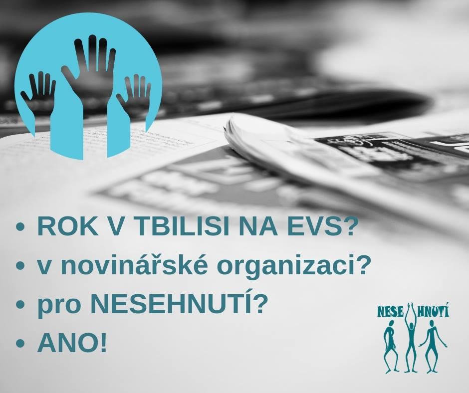 Pracovní nabídka: Pracovník či pracovnice programu Cesta iniciativy v Arménii