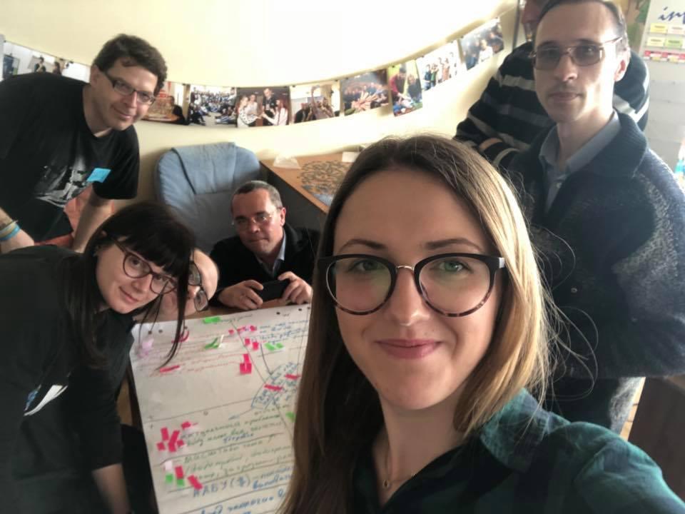 NESEHNUTÍ hledá stážistku*tu do Cesty iniciativy – Ukrajina