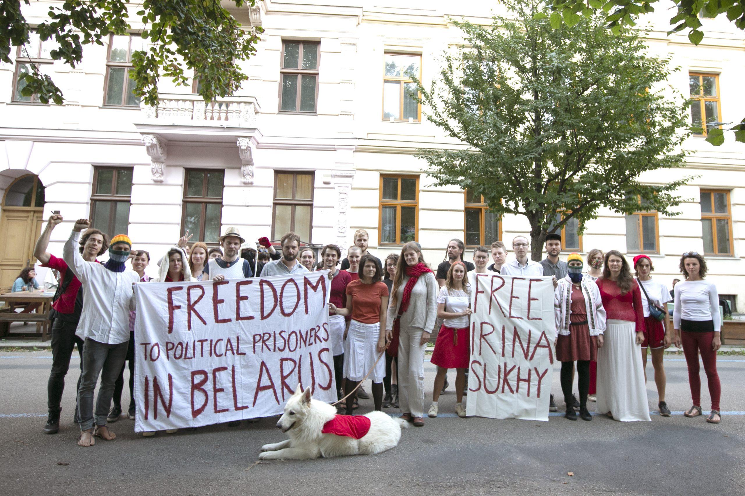 Ekologičtí aktivisté a aktivistky v Bělarusi čelí zvýšené represi