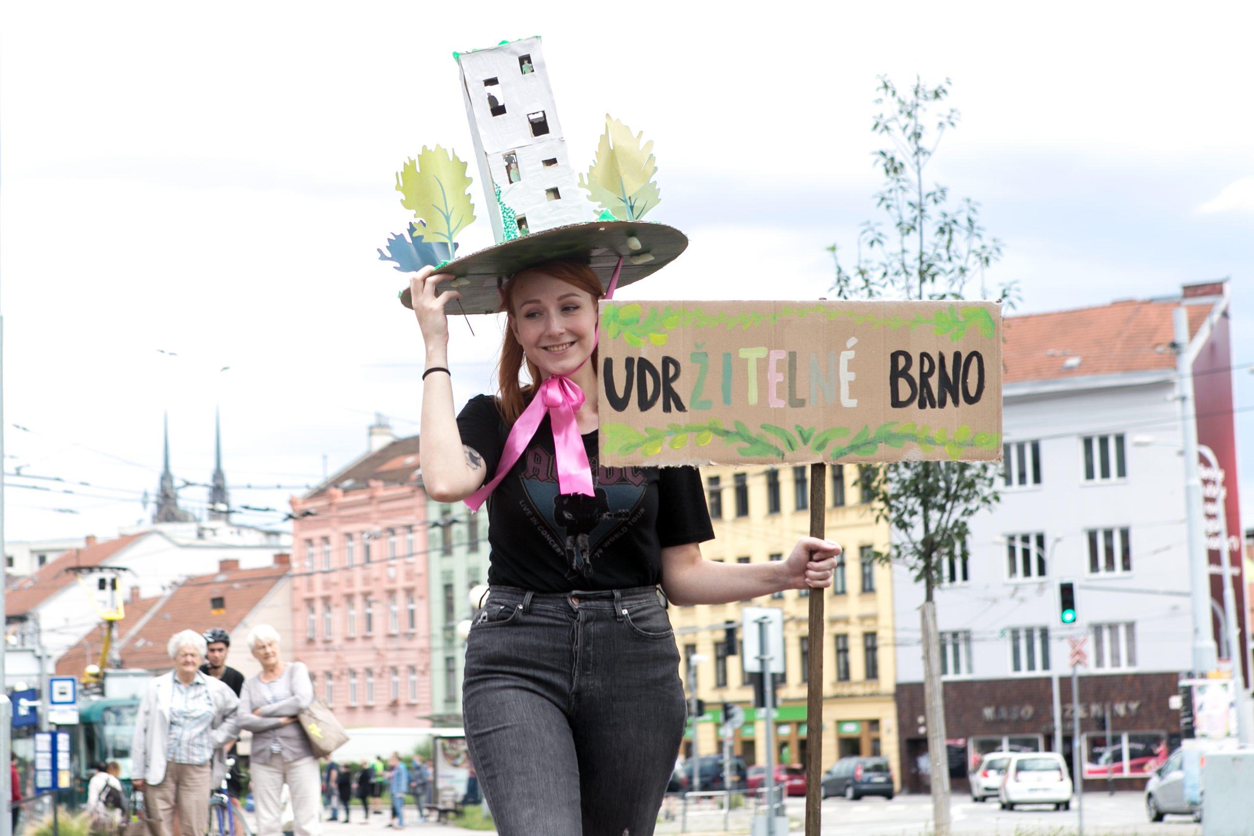 Tisíce lidí požadují změny v novém územním plánu Brna