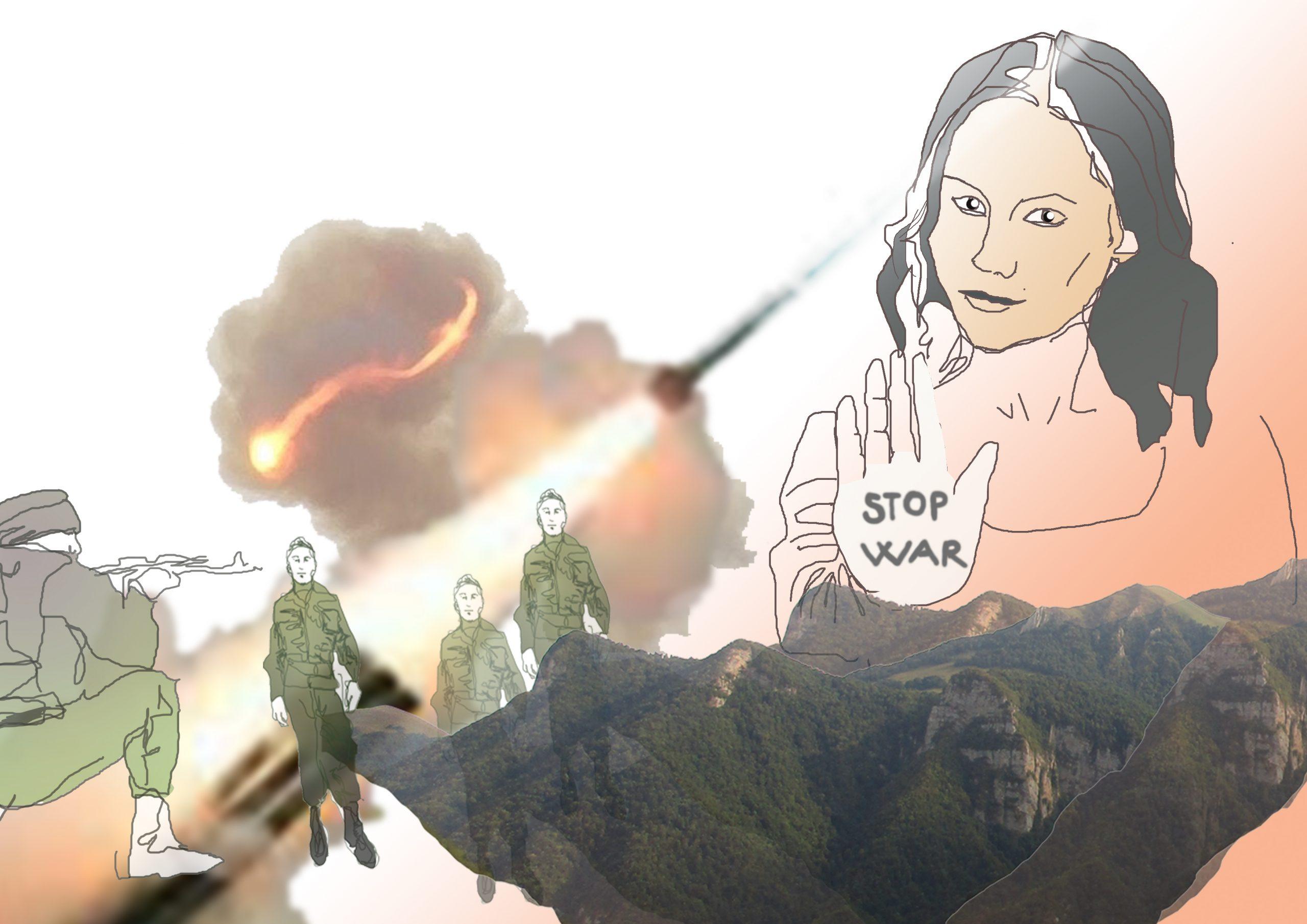 Kde jsou mírové hlasy v konfliktu o Náhorní Karabach?
