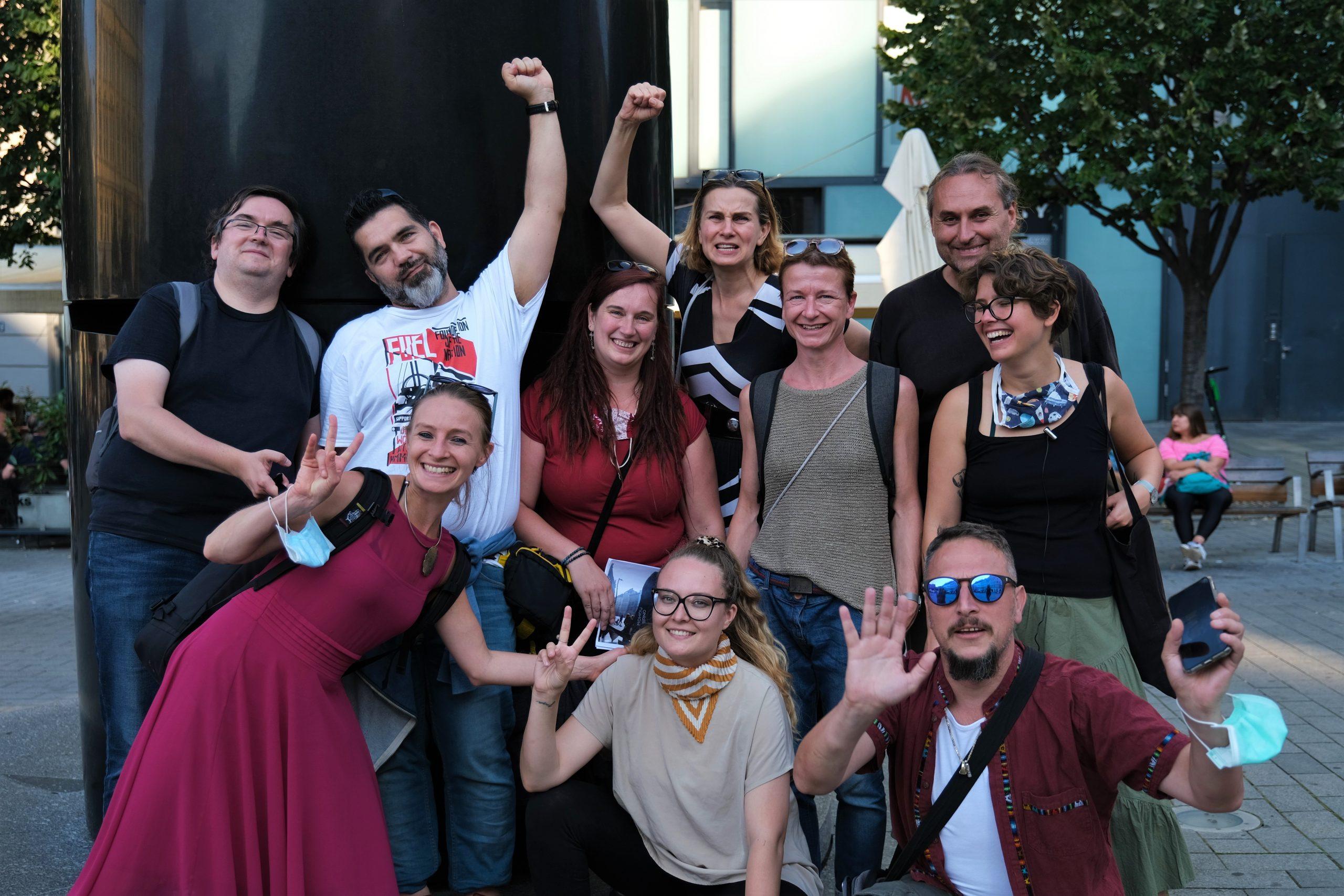 #EuropeanDemocracyNetwork v Brně