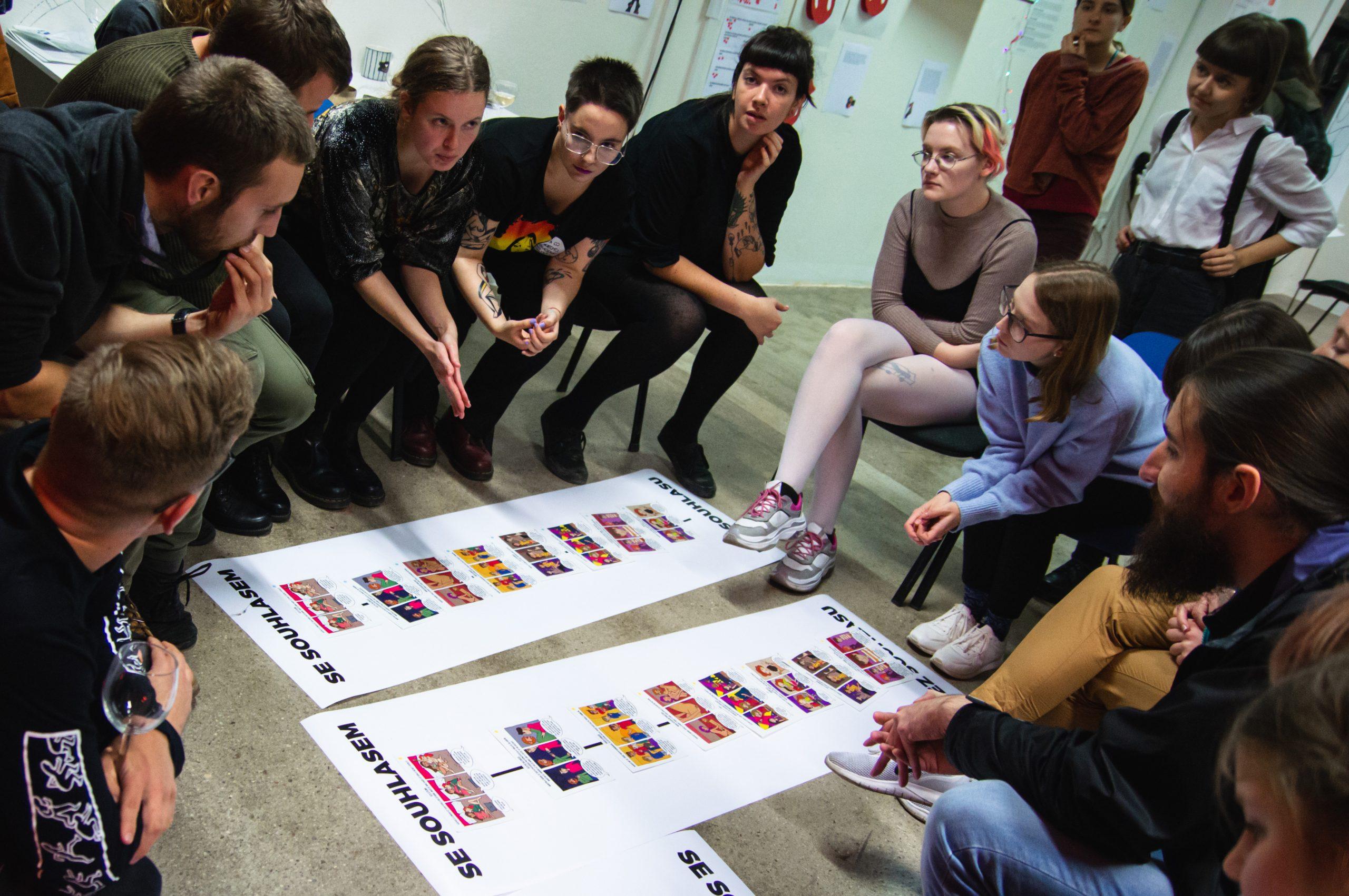 RozUzlení: NESEHNUTÍ a další organizace podávají stížnost k České lékařské komoře