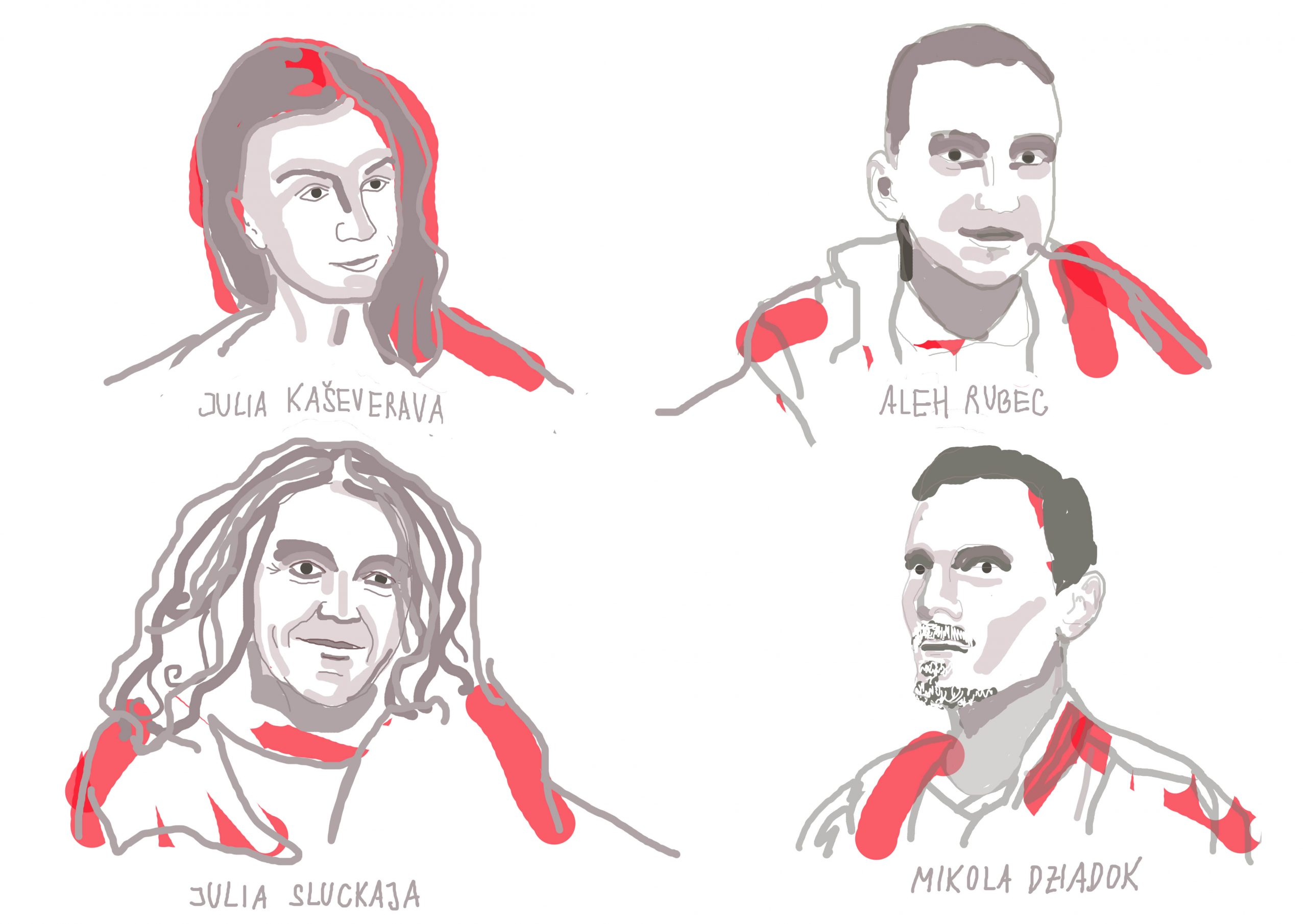 Vlaštovky svobody míří do bělaruských věznic