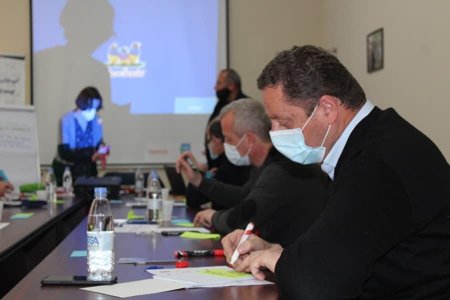 NESEHNUTÍ přináší komunitní plánování do gruzínských regionů
