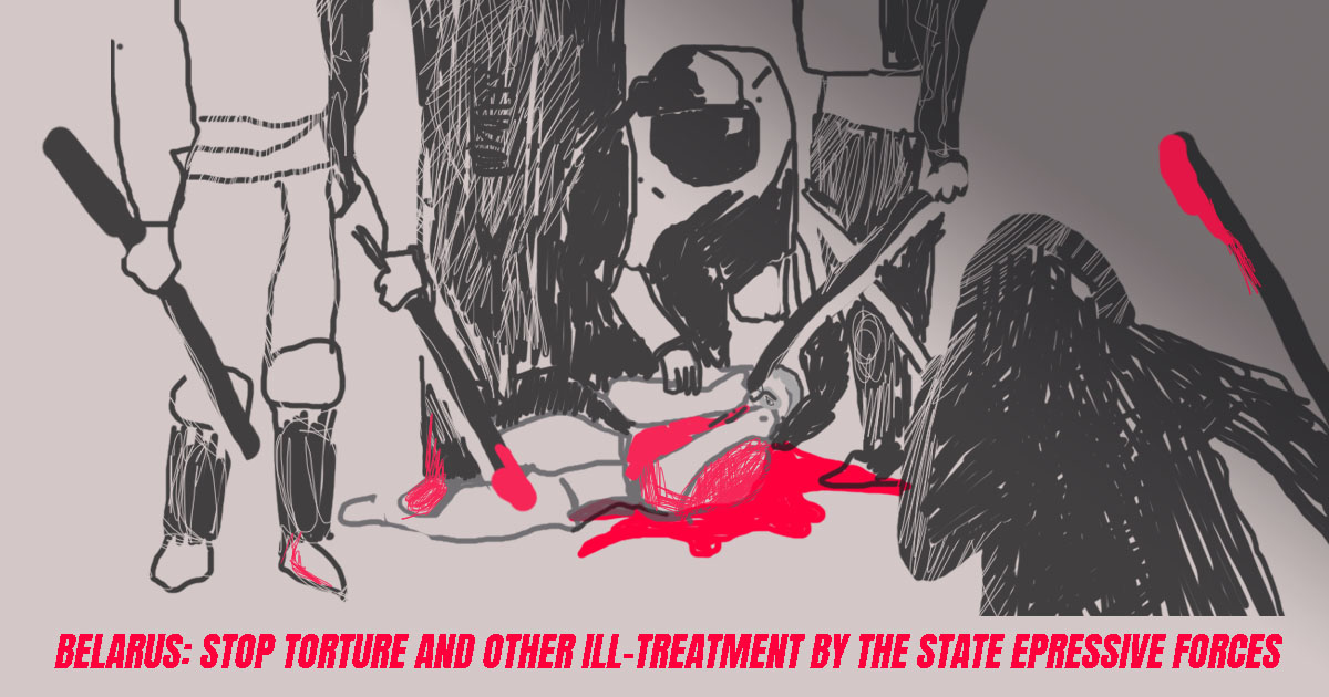 Otevřený dopis k Mezinárodnímu dni na podporu obětí mučení